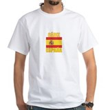 Unique Spain map Shirt