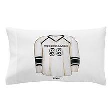 Hockey Jersey Pillow Case
