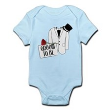 Groom To Be Infant Bodysuit
