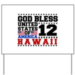Obama 2012 peace Men's All Over Print T-Shirt