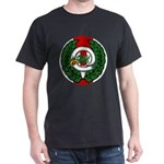Midrealm Chiv Laurel 1  Dark T-Shirt
