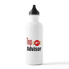 Top Advisor Water Bottle