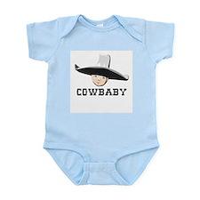 Cowbaby Infant Creeper