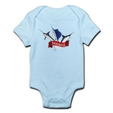 Hooked Infant Bodysuit