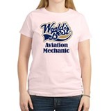 Aviation Mechanic (Worlds Best) T-Shirt