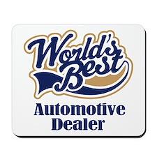 Automotive Dealer (Worlds Best) Mousepad
