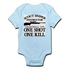 Scout-Sniper Instructor Infant Bodysuit
