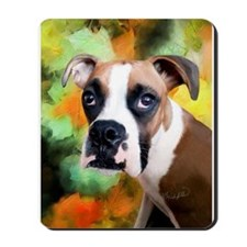 Beautiful Boxer Mousepad