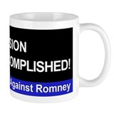 Mission Accomplished Mug - Rusty
