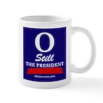 O Still the President mug