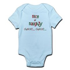 nice or naughty, choices... choices... Infant Body