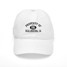 Property of HEALDSBURG Baseball Cap