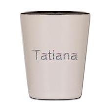 Tatiana Paper Clips Shot Glass