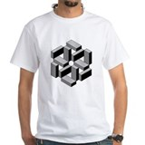 Rectangle Shirt T-Shirt