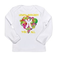 Genital Integrity for All Long Sleeve Infant T-Shi