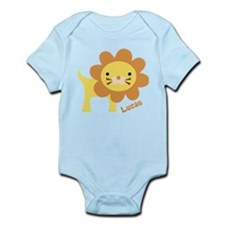 Jungle Lion Infant Bodysuit