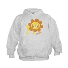 Jungle Lion Hoodie