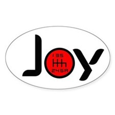Joy-6sp Black w/Red Decal