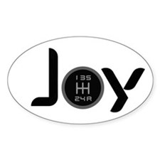 Joy-5sp Black Decal