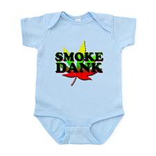SMOKE DANK Onesie