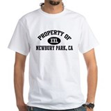 Property of NEWBURY PARK Shirt
