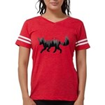 loco.jpg Womens Burnout Tee