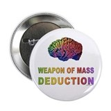 "Brain WMD 2.25"" Button (10 pack)"