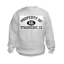 Property of STRAWBERRY Sweatshirt