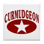 Curmudgeon Tile Coaster