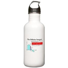 The Difinite Integral Water Bottle