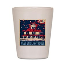 New Orleans Lighthouse Shot Glass