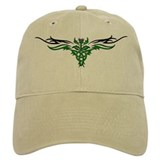 Tribal Thistle Baseball Cap