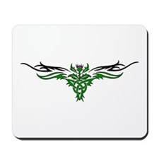 Tribal Thistle Mousepad