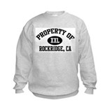 Property of ROCKRIDGE Sweatshirt