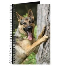 German Shepherd dog Journal