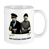 The Captain Jinks Show Small Mug