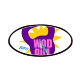 WODGirl Kettlebell Patches