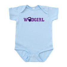 WODGirl - Kettlebell Infant Bodysuit