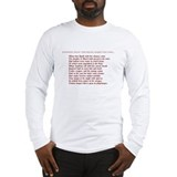 chaucer-organic-tee-back.jpg Long Sleeve T-Shirt
