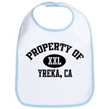 Property of YREKA Bib