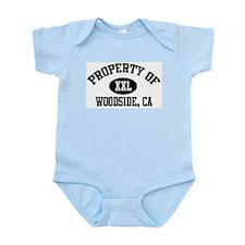 Property of WOODSIDE Infant Creeper