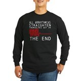 Arrhythmias Long Sleeve T-Shirt