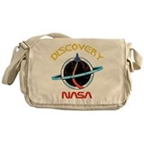 Discovery Messenger Bag
