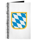 Bavaria flag Journal