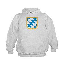 Bavaria flag Hoodie