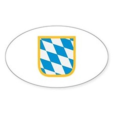 Bavaria flag Decal