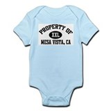 Property of MESA VISTA Infant Creeper