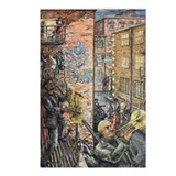 Back Alley Blues Postcards (Package of 8)