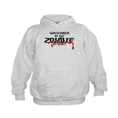 Groomer Zombie Kids Hoodie