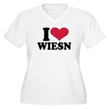 I love Wiesn Oktoberfest T-Shirt